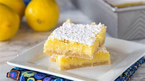 Biskuit Lemon Pubb With Lemon Flavoured 5 ingredient lemon bars recipe pillsbury the o jays and sugar cookies