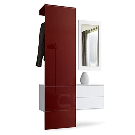 mobiletto ingresso moderno entrata moderna neve composizione 2 ingresso mobile