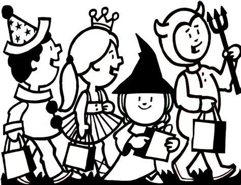 imagenes de xantolo y halloween dulces o broma dibujalia dibujos para colorear