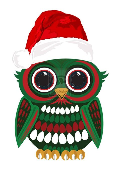 images of christmas owls christmas owl clip art 101 clip art