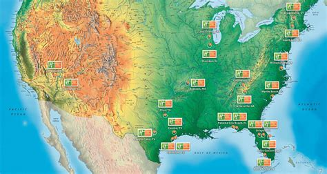 holiday inn locations map usa maps us country maps