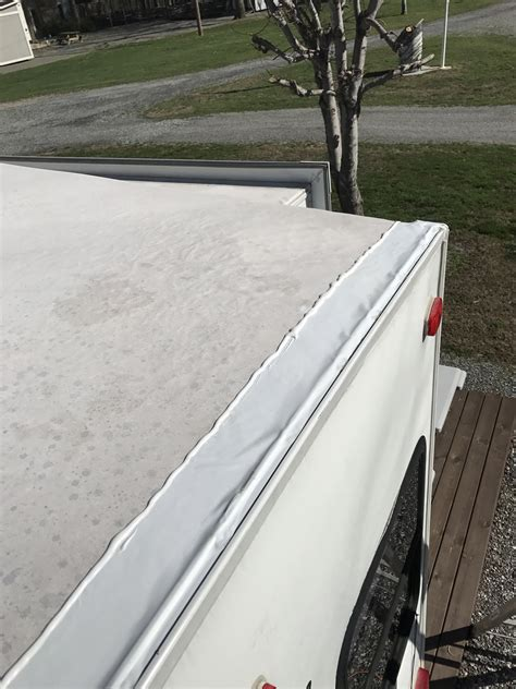 rv roof install rv rubber roof installs rubber roof repairs