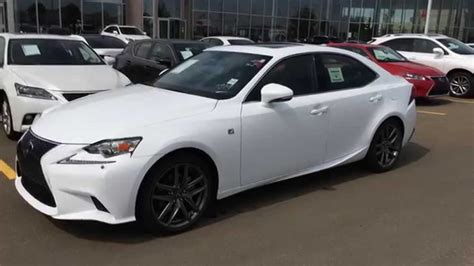 white lexus is 250 2017 2015 lexus is 250 awd f sport series 2 review ultra