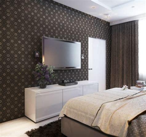 Deco Papier Peint Chambre Adulte d 233 co chambre adulte 50 id 233 es fascinantes 224 emprunter