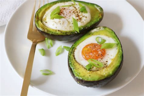 avocado egg boats avocado boat egg bake recipe