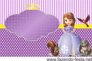 kit festa princesa sophia garrafinha images host