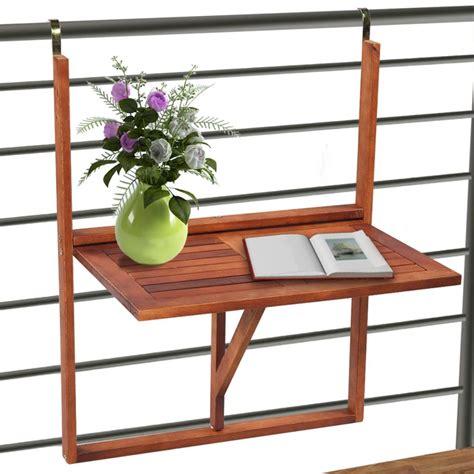 Table Balcon Bois by La Boutique En Ligne Table De Balcon En Bois Pliable