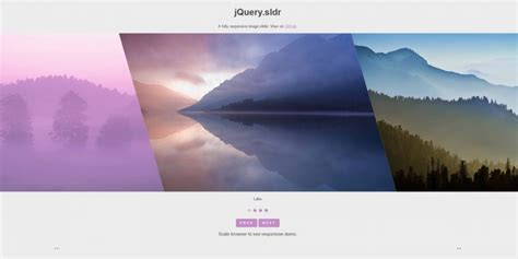 free templates for website with jquery slider 30 free responsive jquery image sliders and slideshows