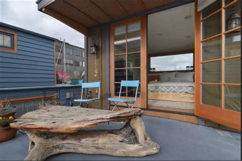 airbnb seattle houseboat welcome to seattle s lovely rutabaga houseboat
