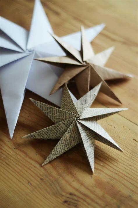 como hacer arboles de navidad con papel 191 c 243 mo hacer adornos navide 241 os de papel