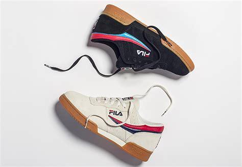 Fila Skate Shoes dgk and fila celebrate skate history with the original