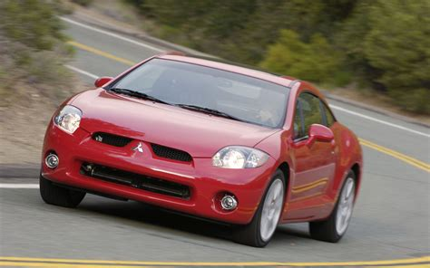 mitsubishi eclipse coupe spyder convertible free widescreen wallpaper desktop background
