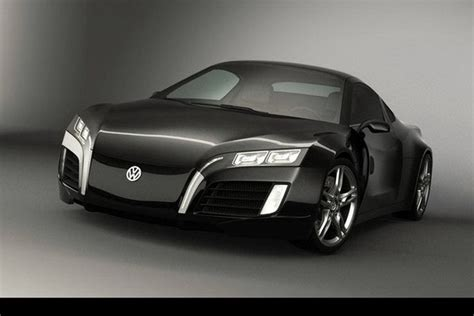 volkswagen sports car volkswagen concept sport car by steel autooonline