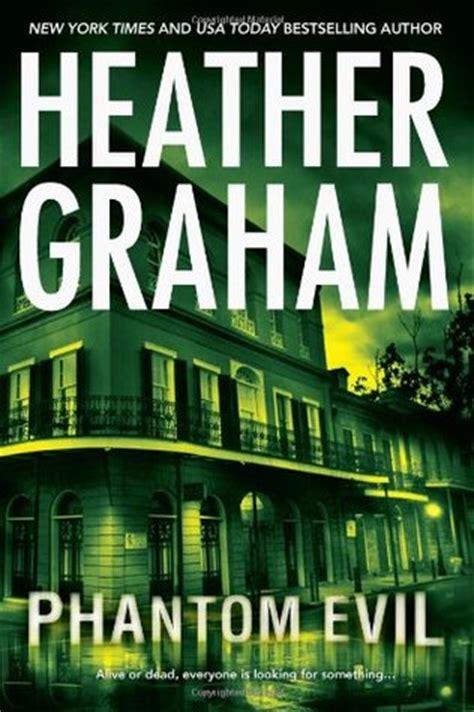 evil dead center a mystery books phantom evil krewe of hunters 1 by graham