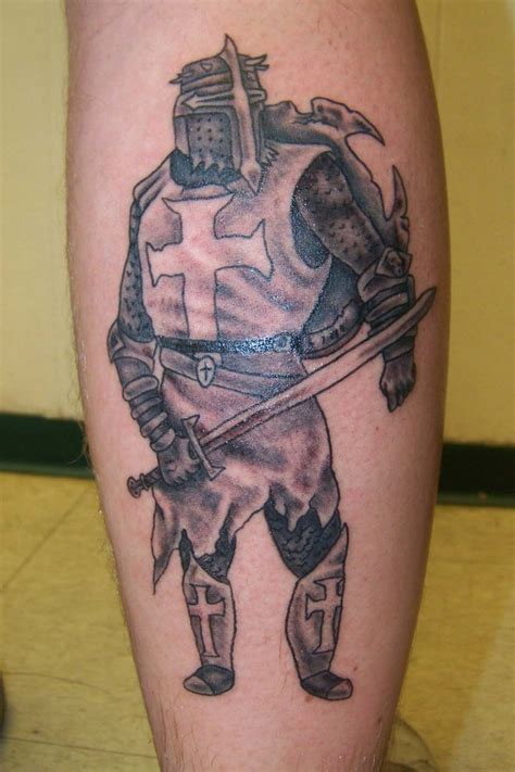 templar tattoo heaven light templar knights tattoos