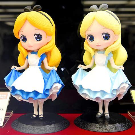 Figure Princess 愛らしいディフォルメのプリンセスたち qposketシリーズからディズニーキャラクターが登場
