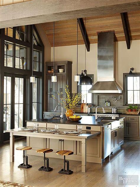 warm kitchen color schemes dream home ideas warm