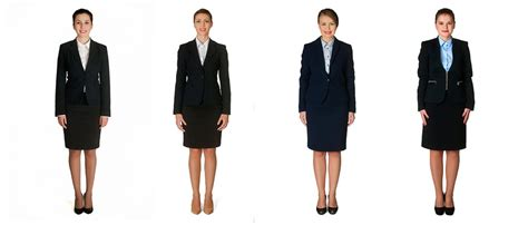 How To Dress For Cabin Crew by How To Dress For The Flight Attendant How To
