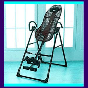 inversion table for spinal stenosis back inversion table