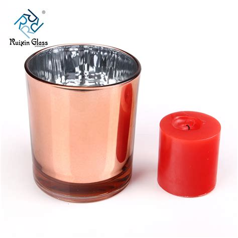 Cylinder Candle Holders by Best Seller Custom Color 10oz Metal Cylinder Candle Holder