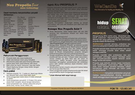 Propolis Neo Propolis Exist neo propolis exist dengan nano technology ash shiddiq