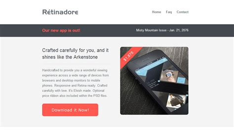 responsive email newsletter templates top 50 email marketing newsletter templates mobile