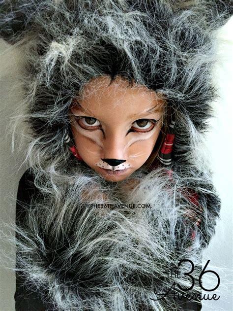 werewolf costume tutorial halloween costumes wolf costume the 36th avenue