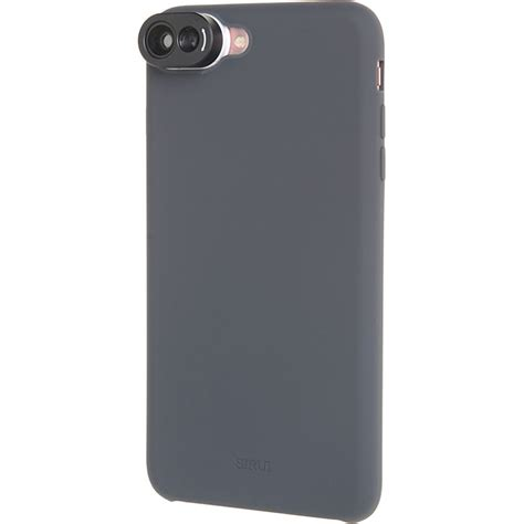 sirui protective for iphone 7 plus gray dl7pg b h photo