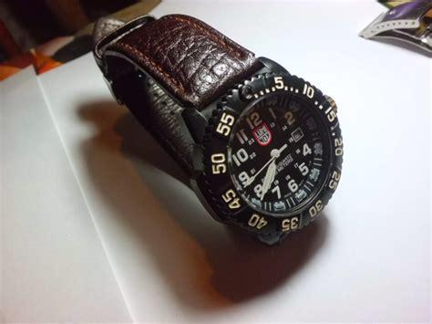 Rolex Automatic Gelang Kulit koleksi antik jam tangan luminox quartz baterei karbon jr