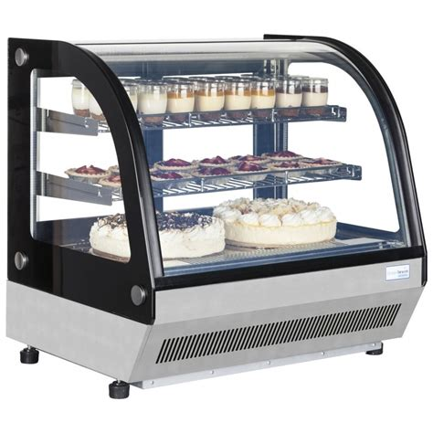 Refrigerated Bar Top by Interlevin Lct750c Refrigerated Counter Top Display