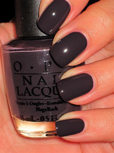 what opi colors are best for short nails opi a taupe the space needle i suppose this is what i m