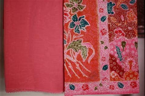 Kain Batik Obinan Cirebonan kebaya sarung cirebonan crb2 pink penjahit kebaya 085890548801