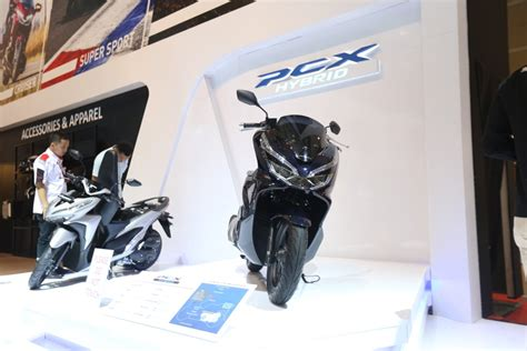 Pcx 2018 Iims by All New Honda Pcx Jadi Pionir Di Iims 2018 Autos Id