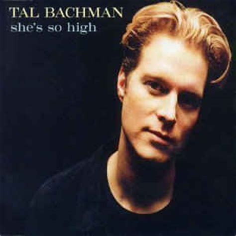 so high tal bachman she s so high cd at discogs