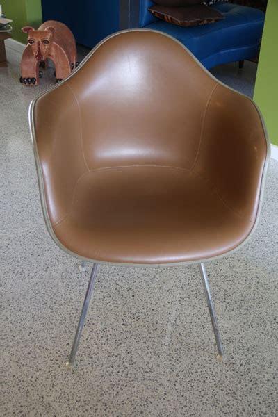 eames shell chair restoration rancho