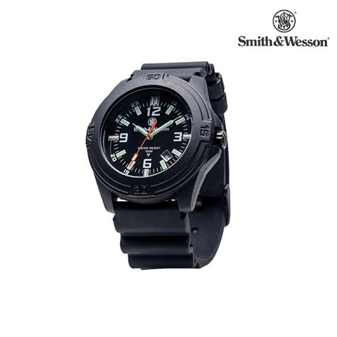 smith wesson tritium watches