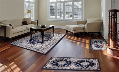 area rug and runner set traditional medallion 3 pcs area rug