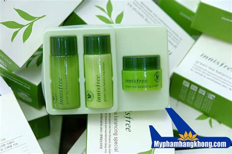 Harga Innisfree Green Tea Balancing Special Kit bộ k 237 t tr 224 xanh innisfree green tea balancing special kit