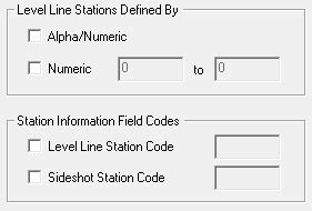 It S Critical To Identify Stations In Leveling Data   it s critical to identify stations in leveling data