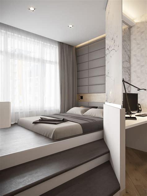 gray studio apartment interior design ideas part 3