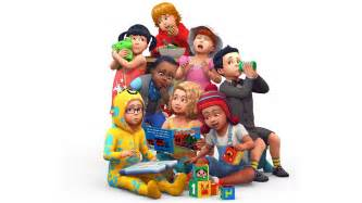 breaking the sims 4 adds toddlers simsvip