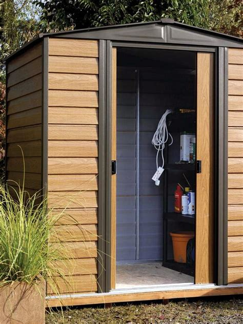 backyard storage units sears small appliances creative shed and garden storage clearance in bournemouth dorset uk