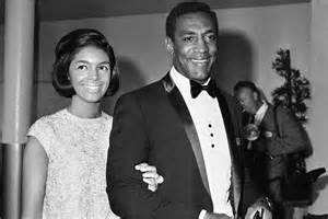 Bill and camille cosby in 1965 photo ap