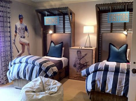 baseball bedrooms boy s bedroom baseball theme ideas for kids rooms