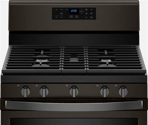 matte black appliances fingerprint resistant black stainless steel matte black