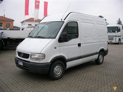 2008 Opel Movano Photos Informations Articles