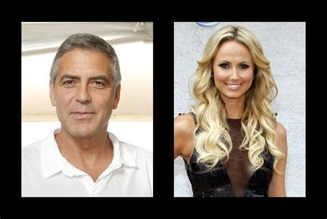 And George Clooney Might Be Dating by George Clooney Dated Keibler George Clooney