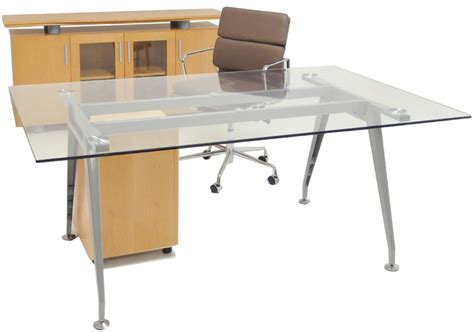 credenza table glass table desk credenza mobile file furniture package