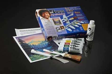 bob ross painting kit review bob ross 174 painting sets
