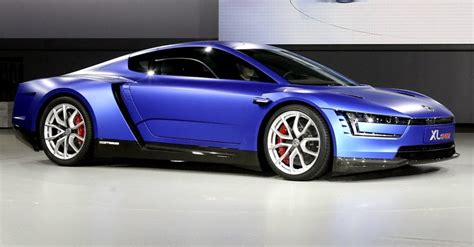 volkswagen xl1 sport look at vw s xl sport concept with 200ps v2